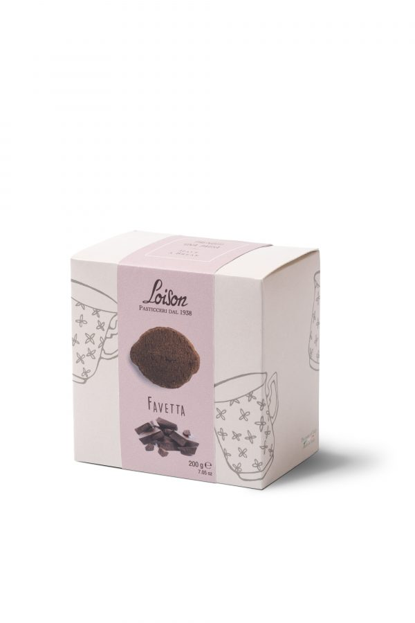Cacao in astuccio Biscotteria Astucci