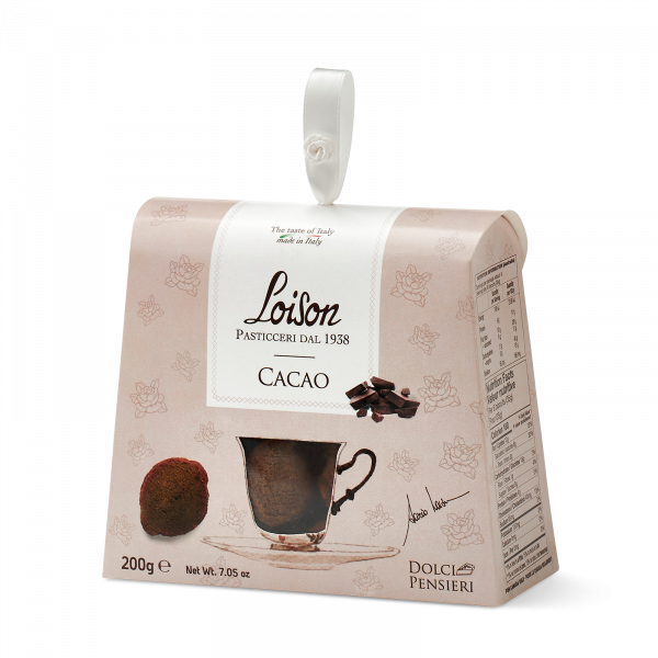 Cacao biscuits coffret gourmand 200 gr