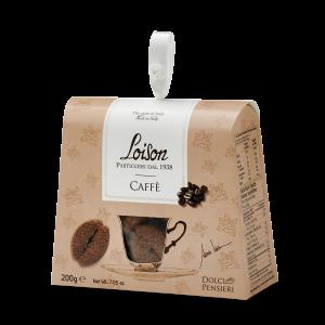 Cafè biscuits artisanaux au beurre coffret gourmand 200 gr
