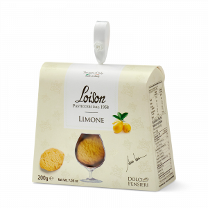 Biscuits citron coffret gourmand 200 gr