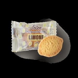 Biscuit citron en sachet individuel