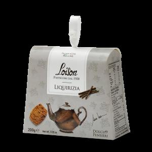 Biscuits liquorice coffret gourmand 200 gr