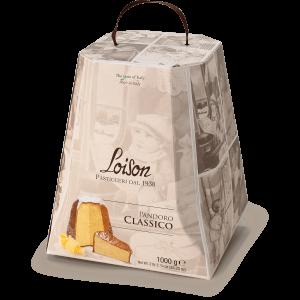 Pandoro classique - Ligne Tuttigiorni Loison