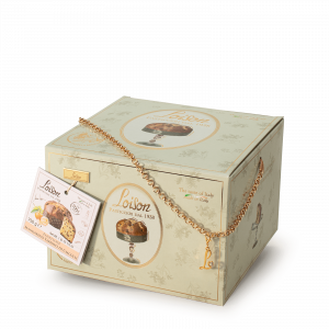 Mandarin Panettone Gold Collection Loison