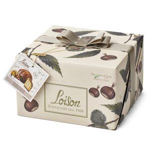 Panettone aux Marrons Glacés - 1kg