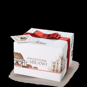 Classic Italian Panettone Milano Loison