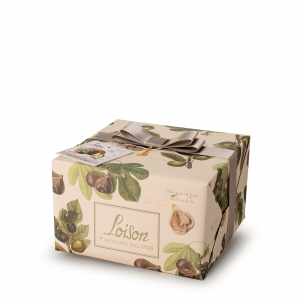 Figs Panettone - Fruit and Flowers Loison