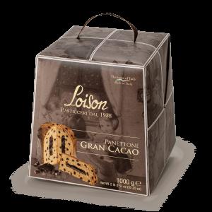 Panettone Gran Cacao Astucci Loison