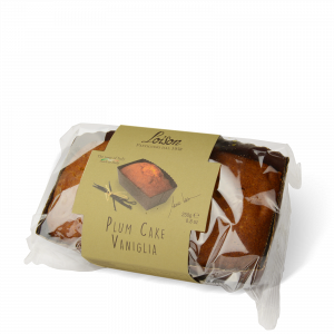 Plumcake vaniglia