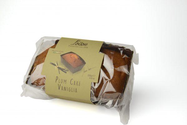Plumcake alla Vaniglia Linea Tradizionale Plumcake