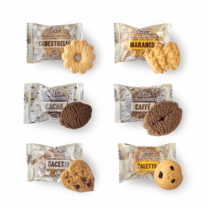 Biscuits classiques en sachet individuel
