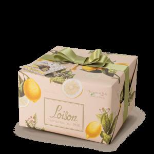 Frutta e Fiori Panettone Limone