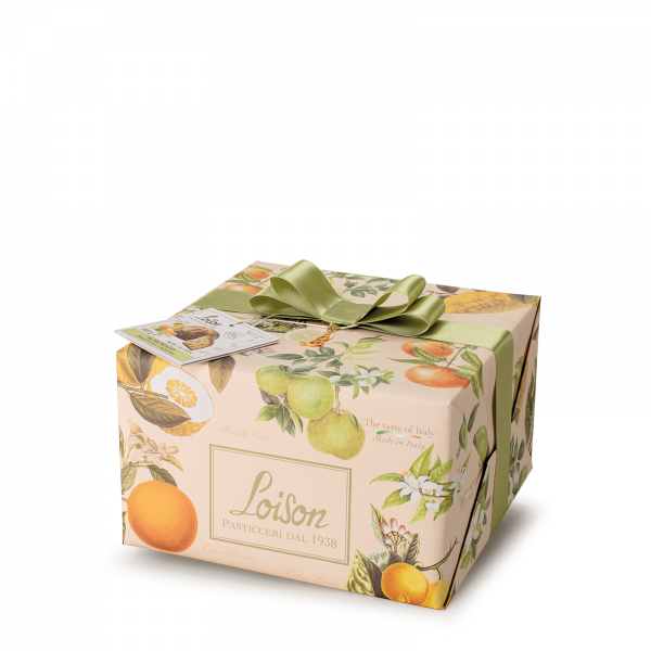 Frutta e Fiori Panettone Agrumato