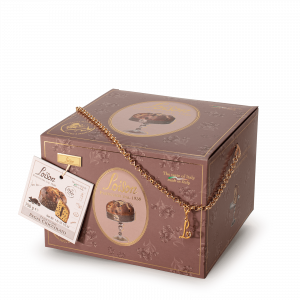 Gold Panettone Regal Cioccolato