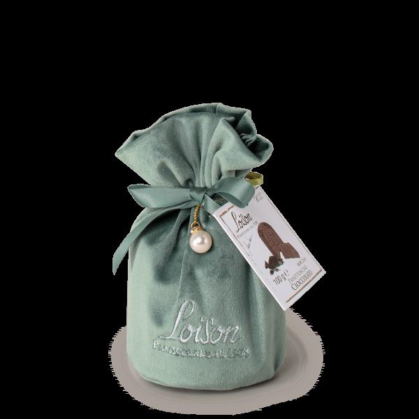 Panettone chocolat mignon 100 gr - Loison