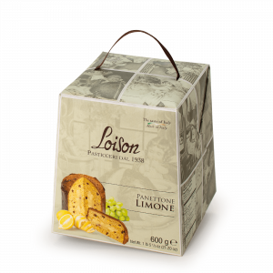 Lemon Panettone Tuttigiorni Line Loison