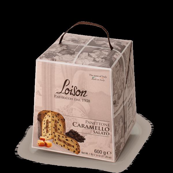 Panettone Caramello Salato Loison