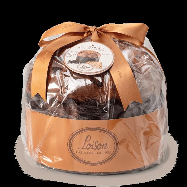Linea Magnum Panettone Cioccolato 3kg