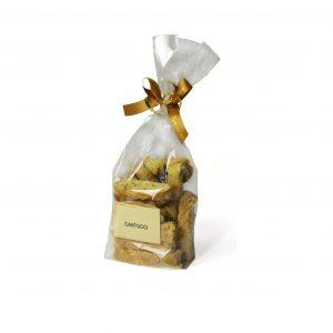Cantucci biscuits avec pistache Bronte
