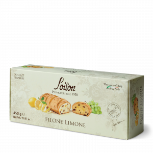 Lemon Loaf Loison